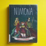 Copertina di Nimona di Noelle Stevenson (Bao Publishing)